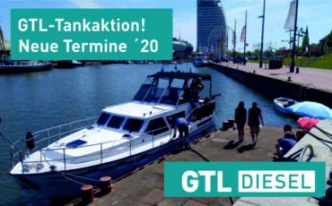 GTL-Tankaktion für Boote